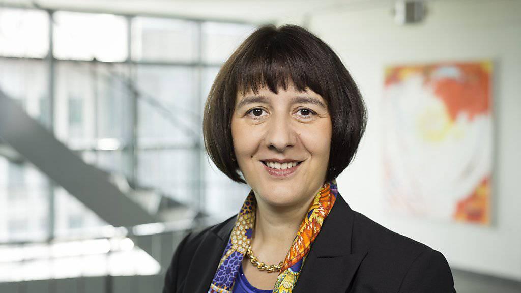 Frauen sind im Top-Management, hier Alpiq-Chefin Jasmin Staiblin, immer noch deutlich untervertreten. (Archivbild)