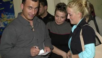 """Er braucht Geld: Der frühere """"Big Brother""""-Star Zlatko Trpkovski kehrt ins Fernsehen zurück. (Archivbild)"""