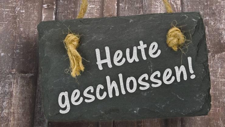 Jährlich schliessen im Sommer viele Restaurants. Weil viele Schweizer in diesem Jahr ihre Ferien jedoch im Land verbringen dürften, verzichten einige auf Betriebsferien. (Symbolbild)