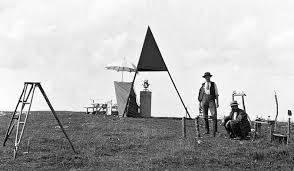 Messungen im Jahr 1903 auf der Röti