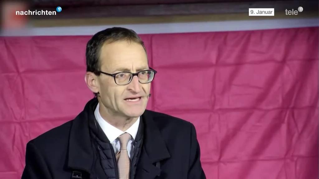 SZ Ex-Regierungsrat unter Beschuss nach «Verbrecher»-Aussage