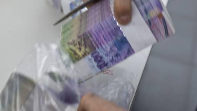 54 Millionen Franken sollen dem Fiskus entgangen sein (Symbolbild)