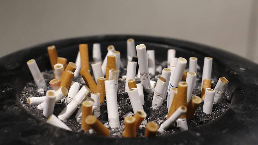 Ausgequalmt: 2500 Schulklassen verzichten ein halbes Jahr lang aufs Rauchen (Symbolbild).