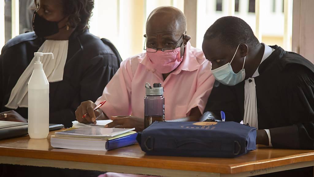 «Hotel-Ruanda»-Held Rusesabagina: Habe Rebellengruppe mitgegründet