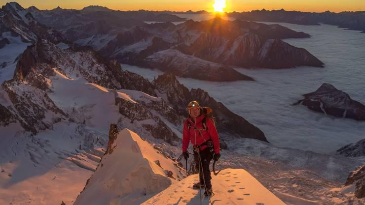 Roger Knox ist ein begeisterter Bergsteiger – und Millionenbetrüger. Die Schweizer Behörden liessen ihn gewähren. In den USA drohen ihm 15 Jahre Haft.