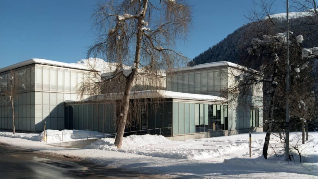 Das Kirchner Museum in Davos widmet seine neue Ausstellung Arbeiten des Schweizer Künstlers Martin Disler.