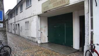 Die Garage des Hotels Krone an der Seilergasse gehört nun auch der Baurechtsnehmerin des Hoteltrakts, der Swiss Prime Anlagestiftung.