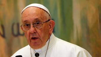Wegen des Missbrauchsskandals fliesst weniger Geld aus den Bistümern in die Kasse von Papst Franziskus.