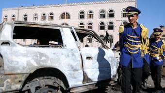 Tödliche Hochzeit: Drohnenangriff in Jemen (Symbolbild)