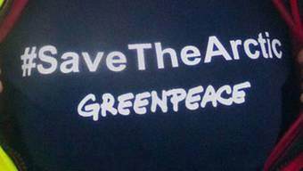 Die Umweltschutzorganisation Greenpeace protestiert immer wieder gegen Ölbohrungen in der Arktis (Archiv)
