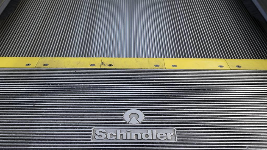 Schindler erreicht wieder Niveau von 2019