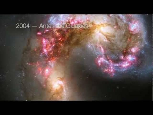Für Ungeduldige: Hubbles beste Schnappschüsse in 25 Jahren.