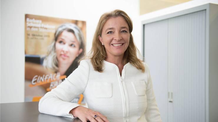 Barbara Schmid-Federer.