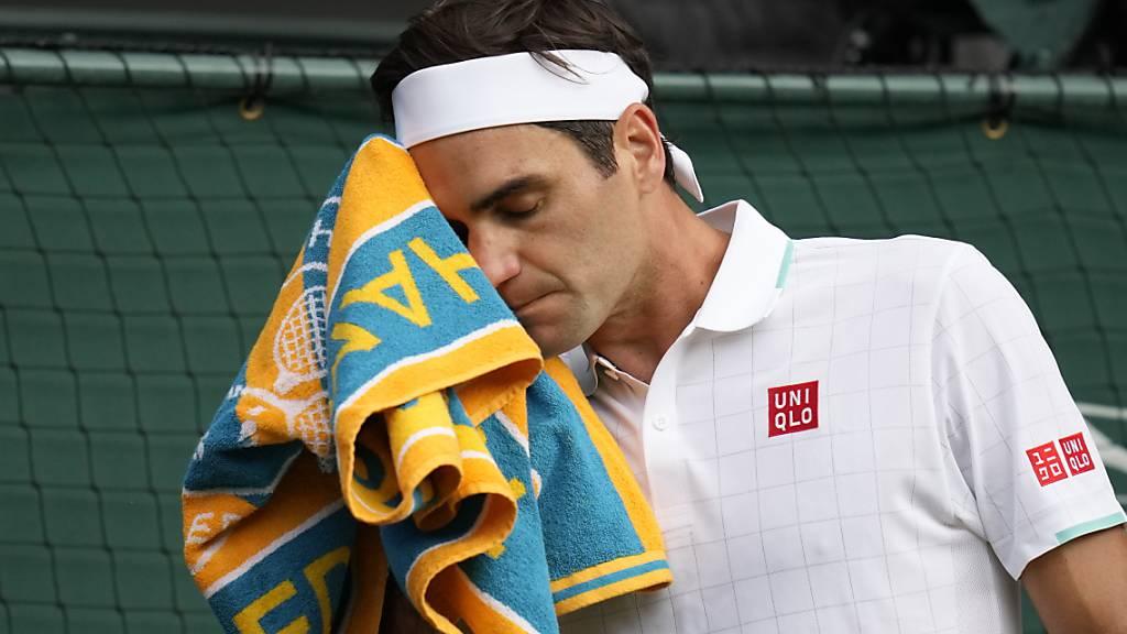 Federer muss weiter pausieren