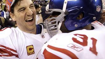 Super Bowl: Patriots vs. Giants