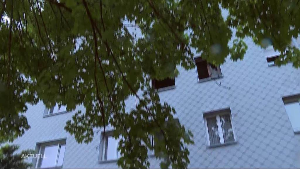 Brand in Mehrfamilienhaus Oftringen: Mieter vergass Ölpfanne auf dem Herd