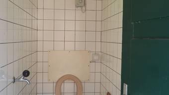 Toilette beim Klosterplatz wieder geöffnet