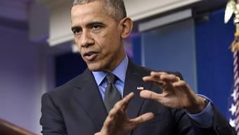 US-Präsident Barack Obama will das US-Strafrechtssystem reformieren.
