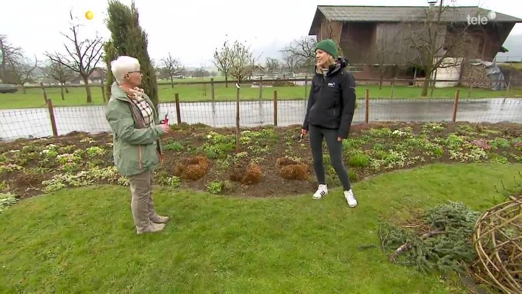 Unterwegs: Die Gärten erwachen aus dem Winterschlaf