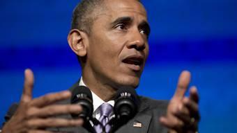 Abfuhr für Mr President: Das US-Parlament in Washington will das letzte Wort bei Freihandelsabkommen behalten.