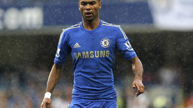 Chelseas Torschütze Ashley Cole