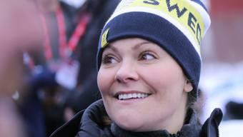 Feiert ihren Namenstag erst in einem Monat: Schwedens Kronprinzessin Victoria. (Archivbild)