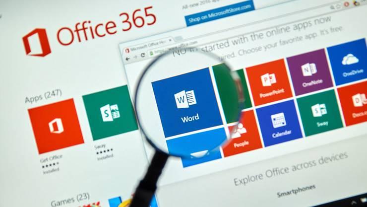 Der Zürcher Datenschützer verlangt von Microsoft Auskunft zu Office 365.
