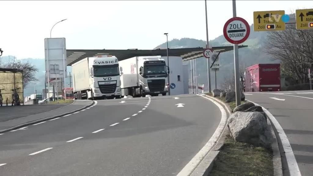 Österreich: Grenzgänger brauchen negativen Test