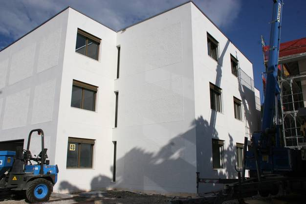Einweihung MBF Wohngruppen Schlossberg und Rhyblick in Laufenburg