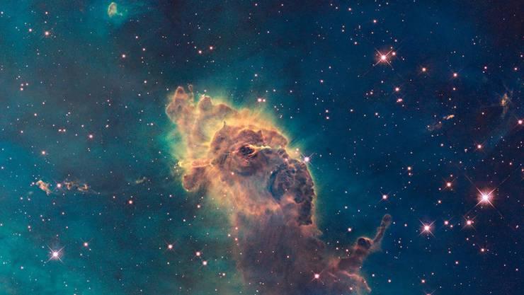 Hubble teleskop das all hat zehnmal so viele galaxien wie