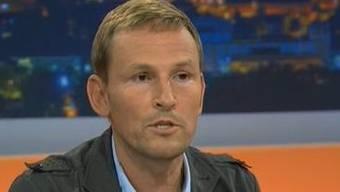 Reto Huber: «Was mich am meisten erschreckt, ist die Tatsache, dass Geri Müller auf Konfrontationskurs mit seinen Kollegen im Stadtrat geht.»
