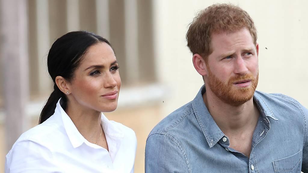 Prinz Harry und Meghan werden Hollywood-Produzenten