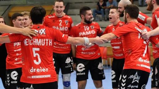 HSC Suhr Aarau spielt Unentschieden gegen den HC Kriens-Luzern