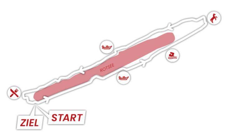 Swiss Running Rotsee