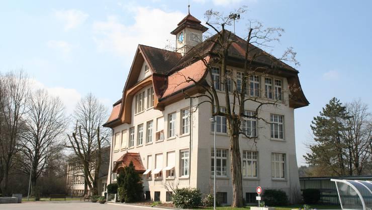 Gemeindehaus in Unterentfelden.