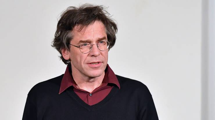 Guy Krneta, Kulturaktivist und Autor