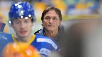 Wer wird in Davos Nachfolger von Trainer-Legende Arno Del Curto? Keystone