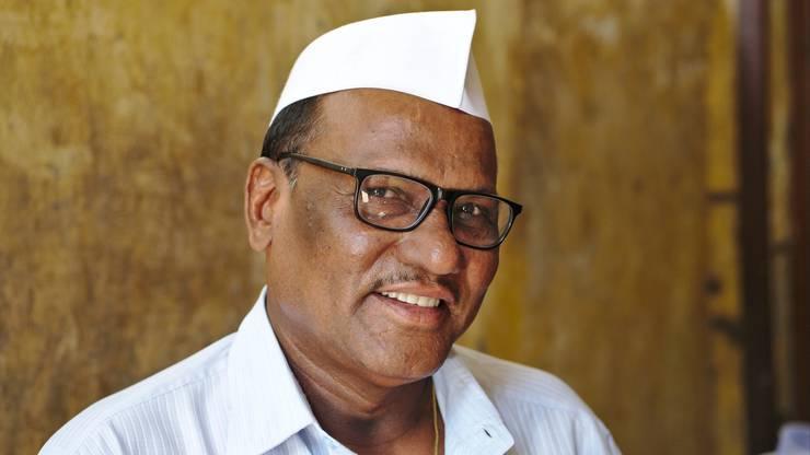 Raghunath Megde: «Kurierdienst ist eine Arbeit für Analphabeten.»