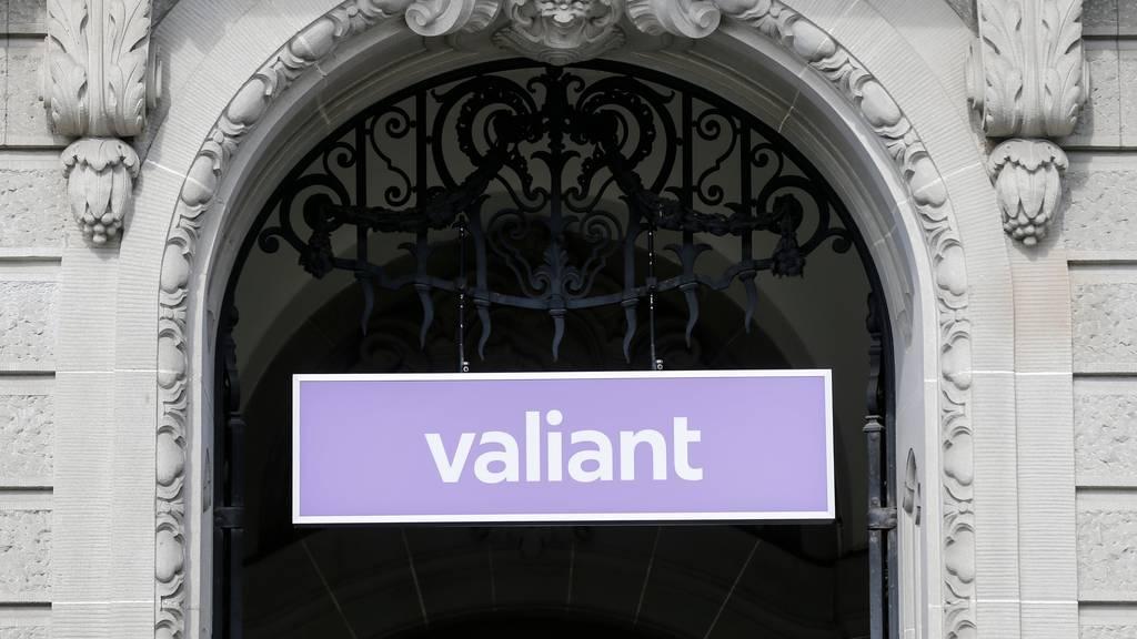 Trotz Krise: Valiant kann den Gewinn leicht steigern