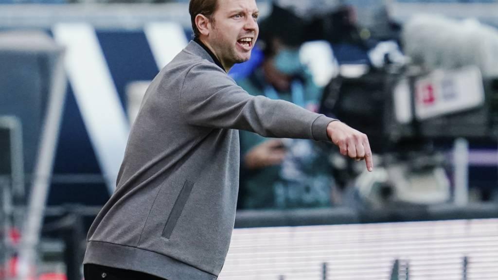 Die Tendenz zeigt nach unten: Florian Kohfeldts Werder Bremen ist nach gutem Saisonstart etwas aus dem Tritt geraten