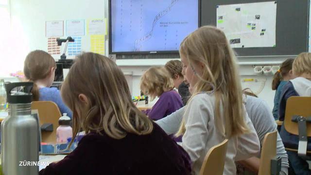 Zürcher Primarschüler lernen weiterhin 2 Fremdsprachen