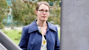 Zurzeit arbeitet die Bruggerin Andrea Gsell mit Schulkindern an einem Projekt für den öffentlichen Raum.