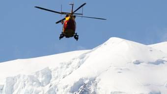 Eine Lawine riss in den französischen Alpen mehrere Armeeangehörige in den Tod. (Archiv)