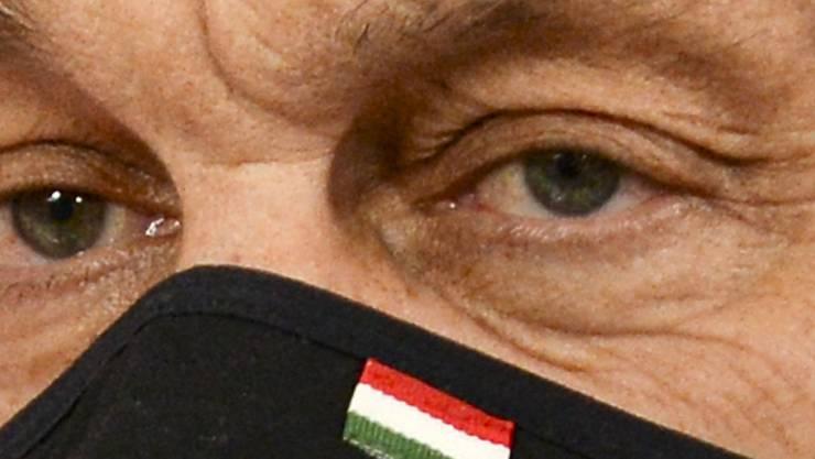 Viktor Orban, Ministerpräsident von Ungarn. Foto: Johanna Geron/Reuters Pool/AP/dpa