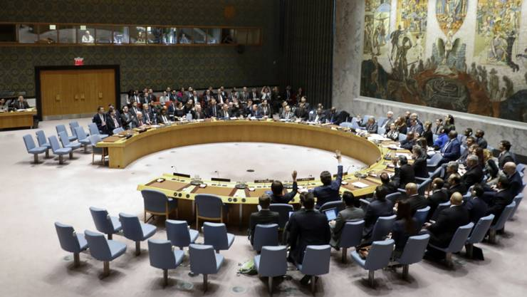 Stefan Schmid: «Eine Kandidatur für den Uno-Sicherheitsrat ist im Interesse aller, die stolz auf die Schweiz und ihre Stärken sind.»
