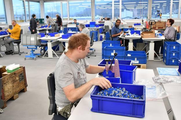 Das genossenschaftlich organisierte Unternehmen will weiter expandieren.