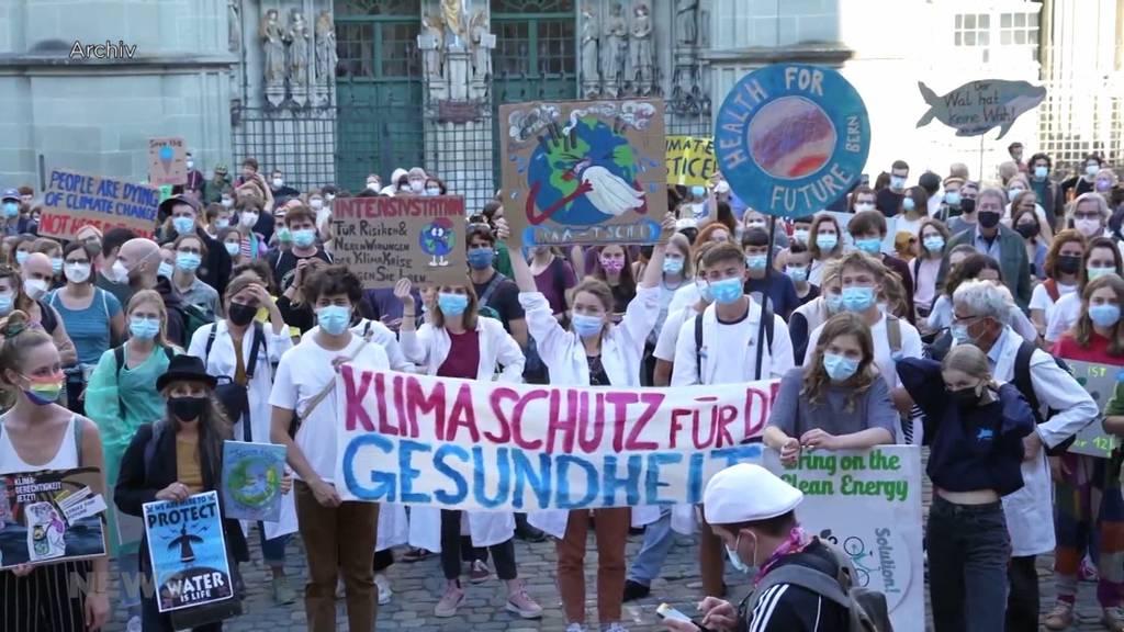 Ja zum Klimaplan-Artikel: Bis 2050 soll der Kanton Bern klimaneutral sein