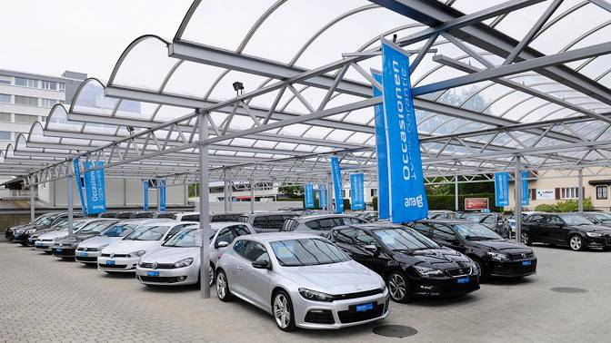 Wegen starkem Franken: Autos verlieren an Wert