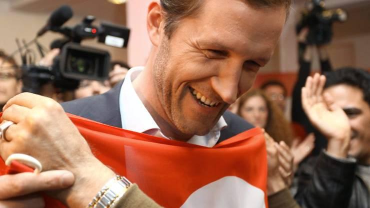 Der Chef der wallonischen Sozialisten Paul Magnette soll in Belgien versuchen, eine neue Regierung für das Land zu bilden. (Archivbild)