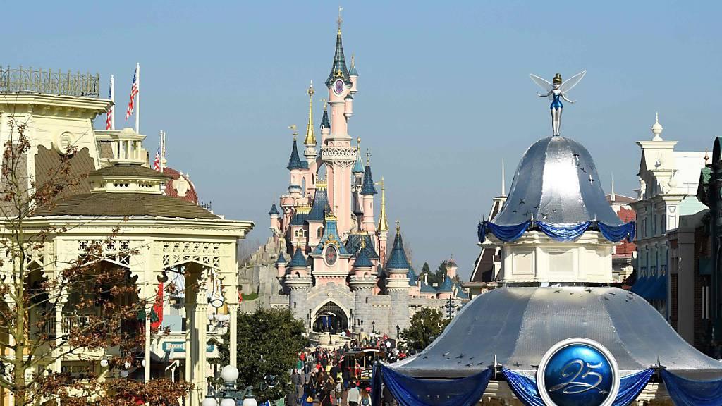 Disneyland Paris öffnet Mitte Juli wieder für Besucher